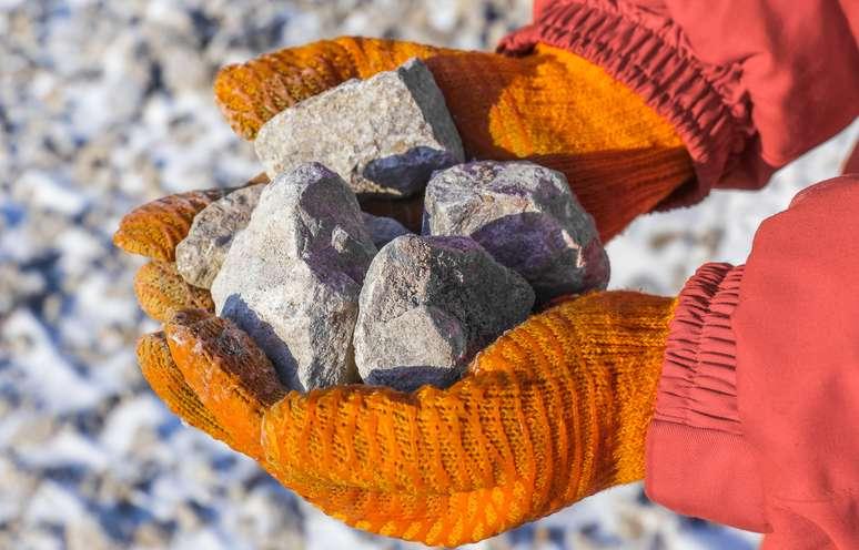 NAICS Code 2122 - Metal Ore Mining