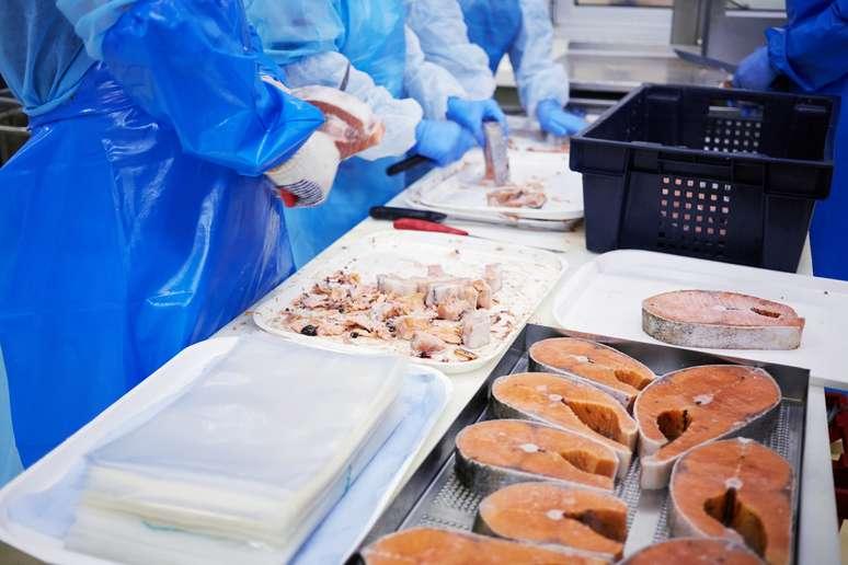 NAICS Code 311710 - Seafood Product Preparation and Packaging
