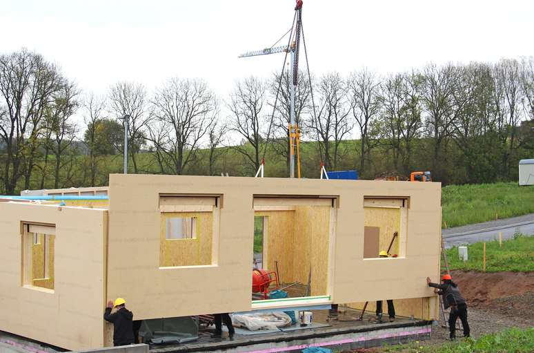 NAICS Code 321992 - Prefabricated Wood Building Manufacturing