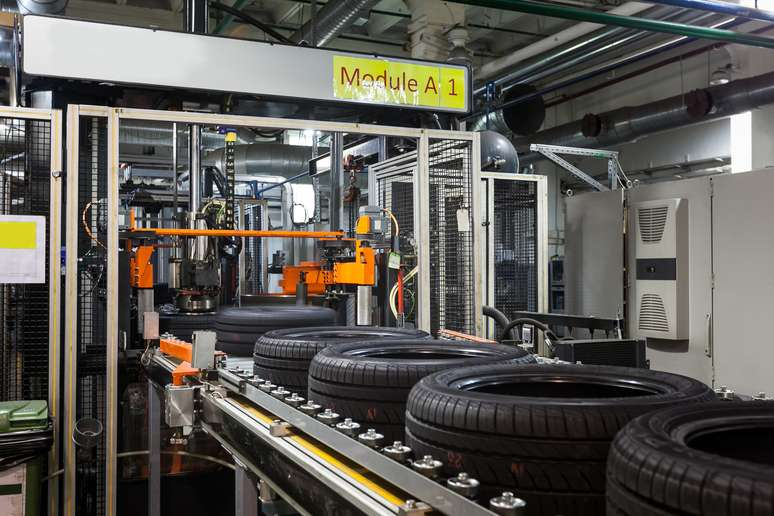 NAICS Code 326211 - Tire Manufacturing (except Retreading)