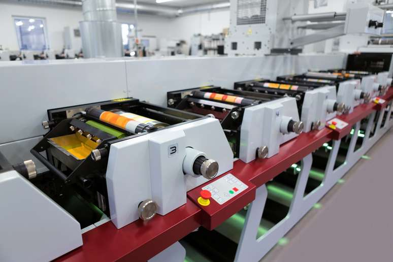 NAICS Code 333244 - Printing Machinery and Equipment Manufacturing