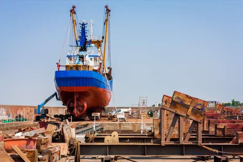 NAICS Code 3366 - Ship and Boat Building