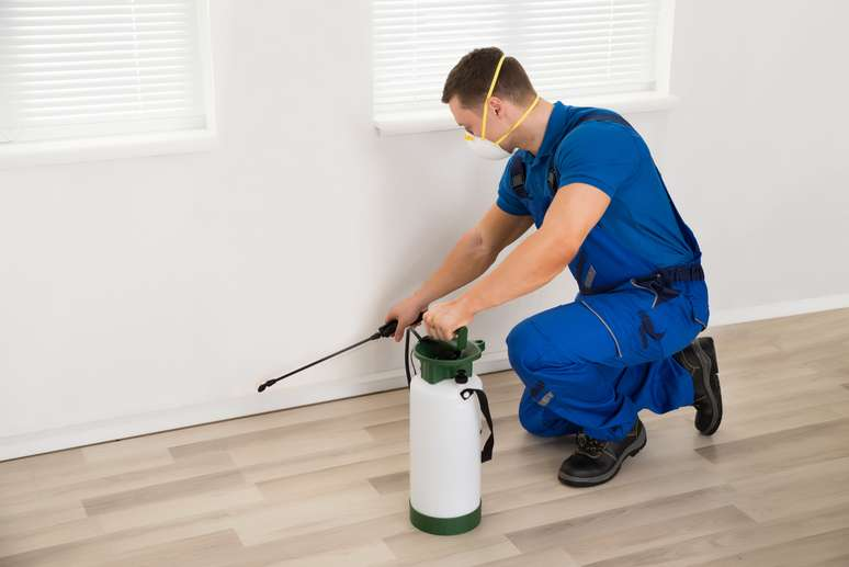 NAICS Code 561710 - Exterminating and Pest Control Services