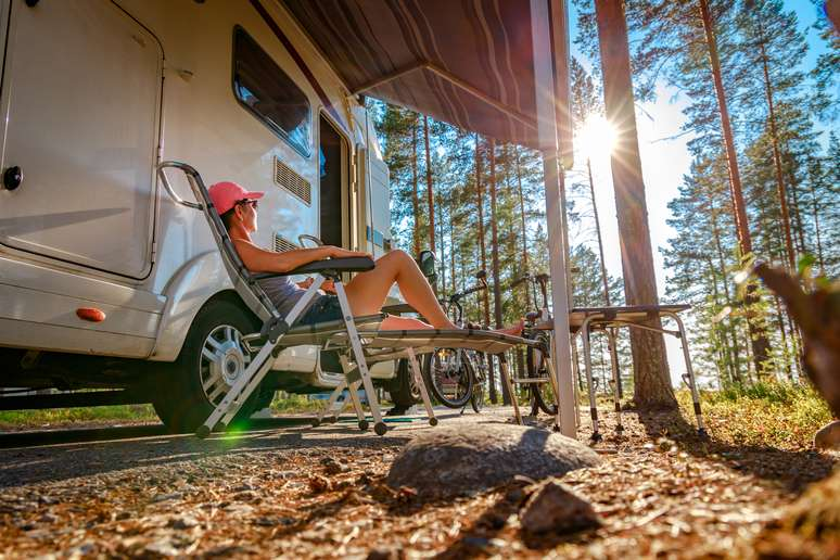 NAICS Code 7212 - RV (Recreational Vehicle) Parks and Recreational Camps