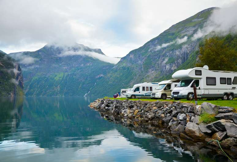 NAICS Code 72121 - RV (Recreational Vehicle) Parks and Recreational Camps