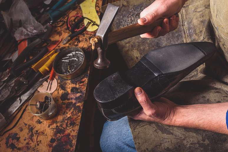 NAICS Code 811430 - Footwear and Leather Goods Repair