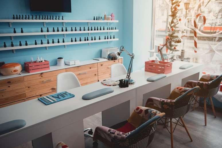 NAICS Code 812113 - Nail Salons