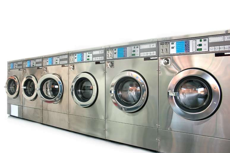 NAICS Code 81231 - Coin-Operated Laundries and Drycleaners