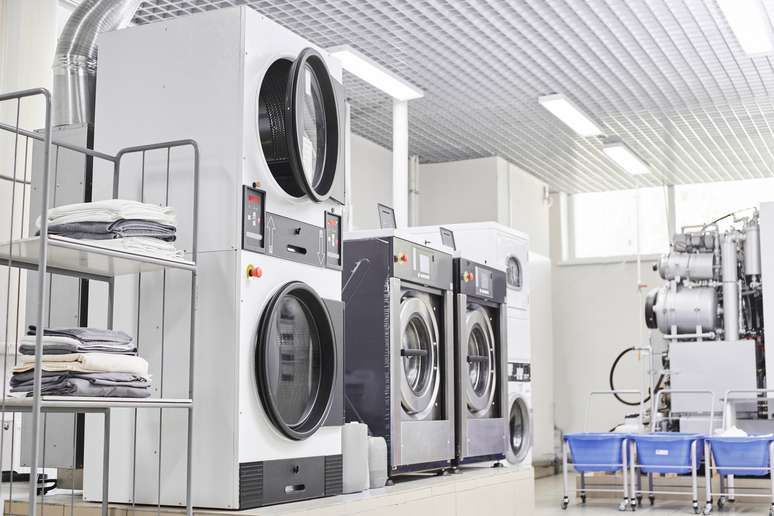 NAICS Code 812320 - Drycleaning and Laundry Services (except Coin-Operated)