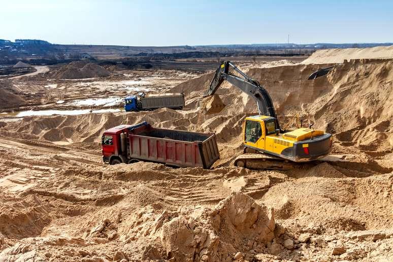 SIC Code 1446 - Industrial Sand