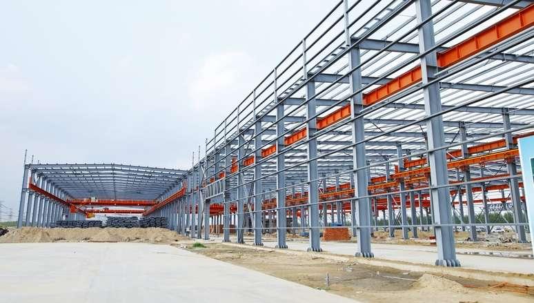 SIC Code 1541 - General Contractors-Industrial Buildings and Warehouses