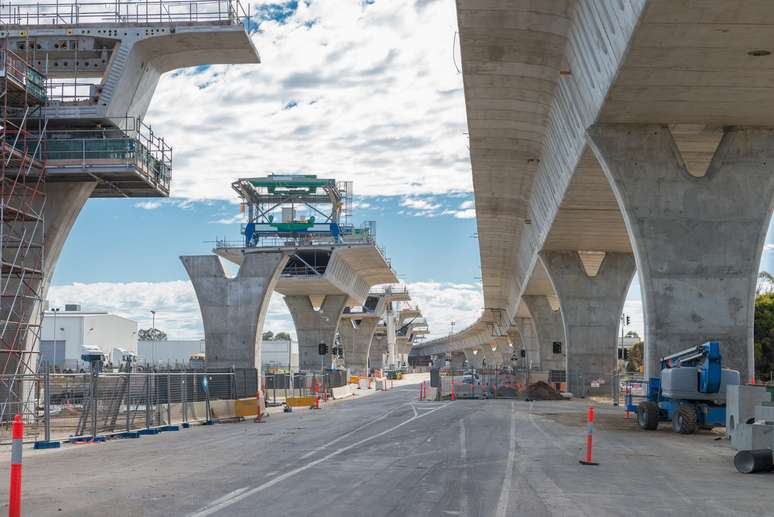 SIC Code 1622 - Bridge, Tunnel, and Elevated Highway Construction