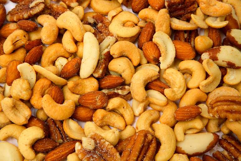 SIC Code 2068 - Salted and Roasted Nuts and Seeds