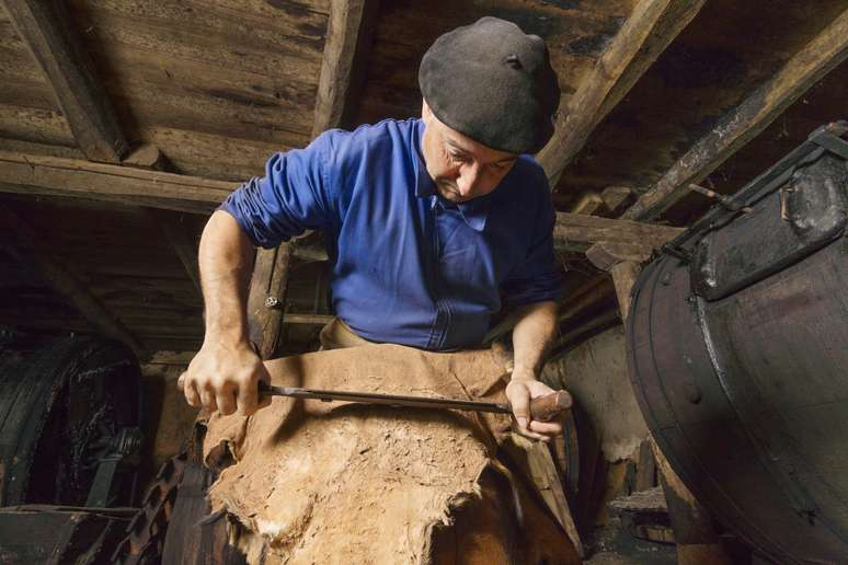 SIC Code 311 - Leather Tanning and Finishing