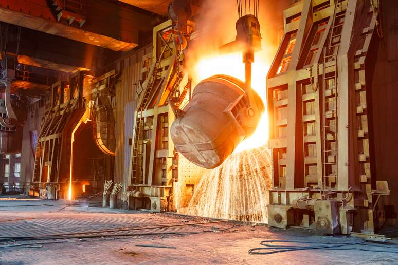 SIC Code 331 - Steel Works, Blast Furnaces, and Rolling and Finishing Mills