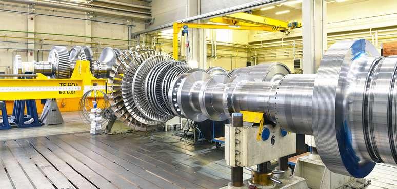 SIC Code 3511 - Steam, Gas, and Hydraulic Turbines, and Turbine Generator Set Units