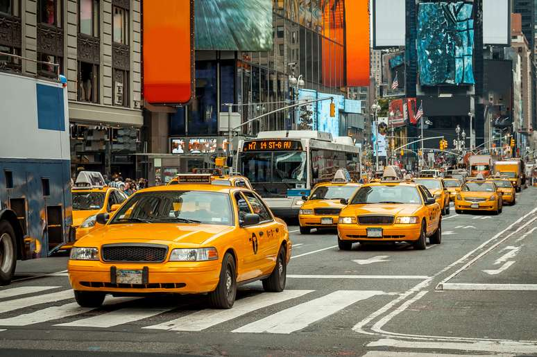SIC Code 4121 - Taxicabs