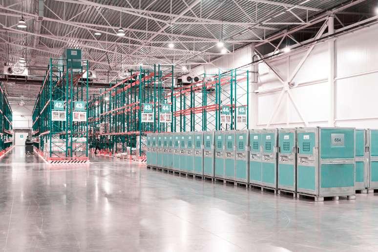 SIC Code 422 - Public Warehousing and Storage