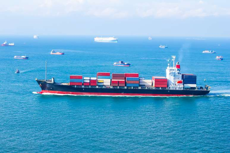 SIC Code 441 - Deep Sea Foreign Transportation of Freight