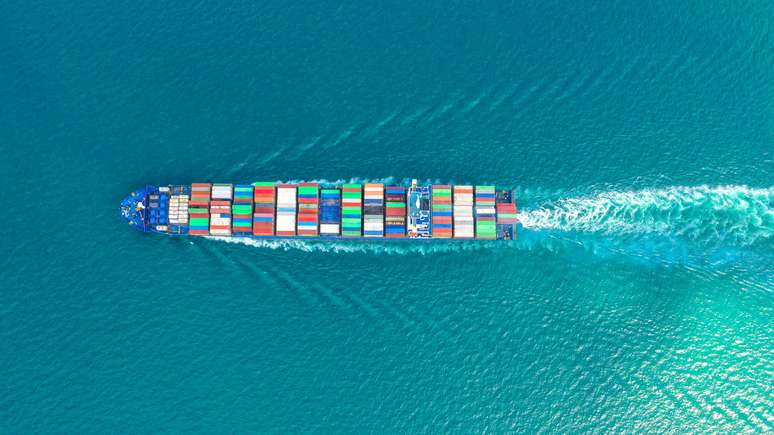 SIC Code 4412 - Deep Sea Foreign Transportation of Freight