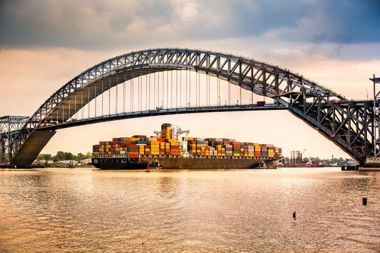 SIC Code 442 - Deep Sea Domestic Transportation of Freight