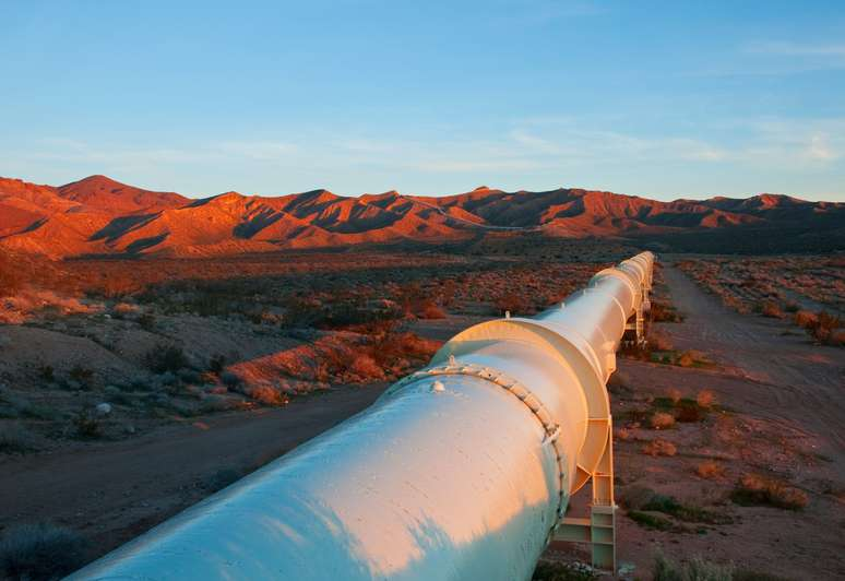 SIC Code 461 - Pipelines, except Natural Gas