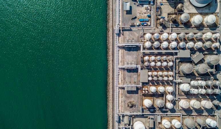 SIC Code 5171 - Petroleum Bulk Stations and Terminals