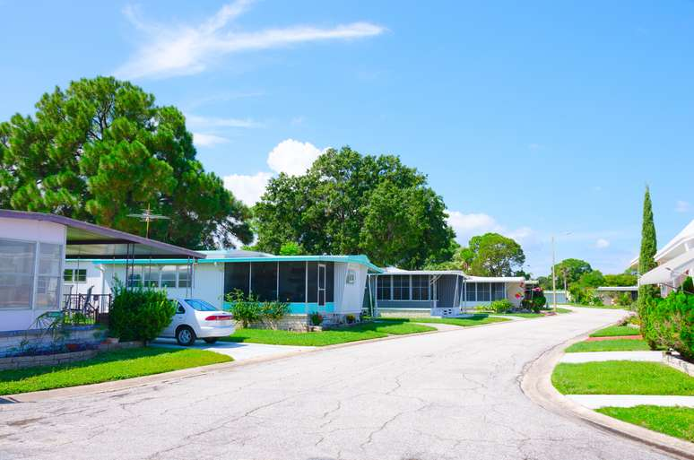 SIC Code 527 - Mobile Home Dealers