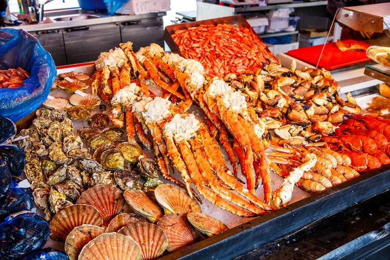 SIC Code 5421 - Meat and Fish (Seafood) Markets, including Freezer Provisioners