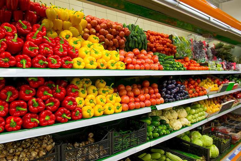 SIC Code 543 - Fruit Stores and Vegetable Markets