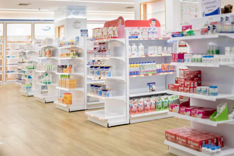 SIC Code 5912 - Drug Stores and Proprietary Stores
