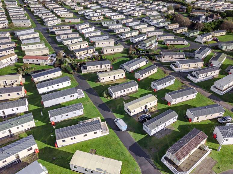 SIC Code 6515 - Operators of Residential Mobile Home Sites