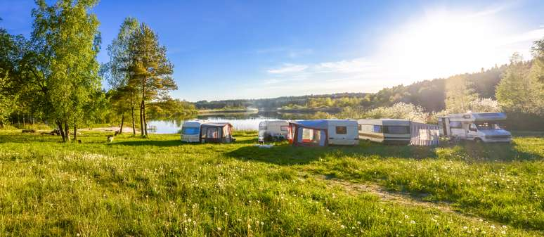 SIC Code 703 - Camps and Recreational Vehicle Parks