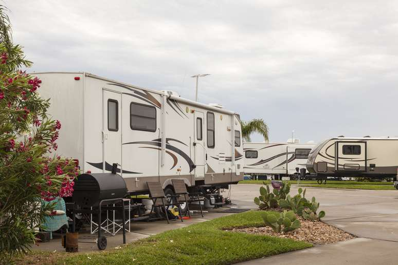 SIC Code 7033 - Recreational Vehicle Parks and Campsites