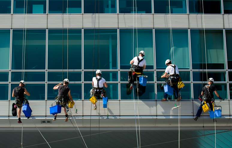 SIC Code 7349 - Building Cleaning and Maintenance Services, Not Elsewhere Classified