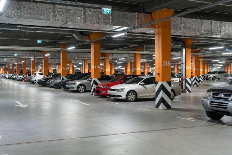 SIC Code 752 - Automobile Parking