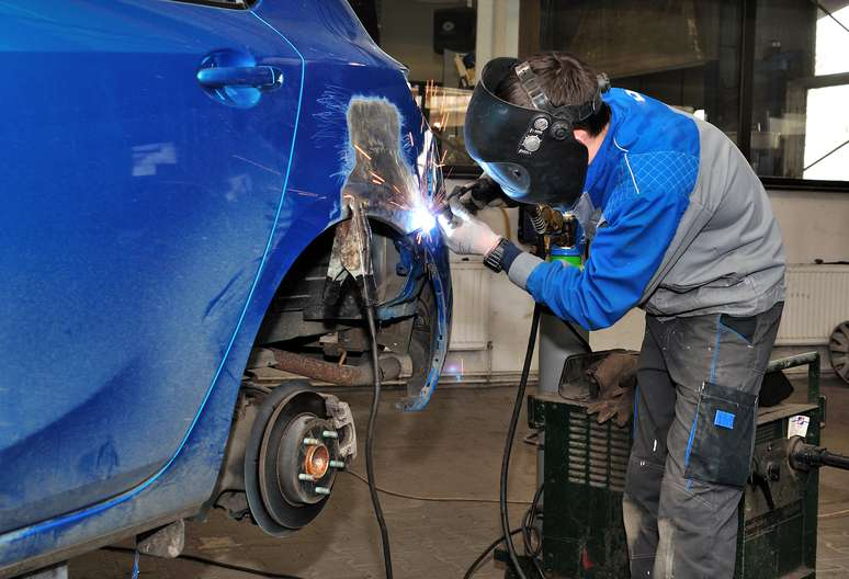 SIC Code 753 - Automotive Repair Shops