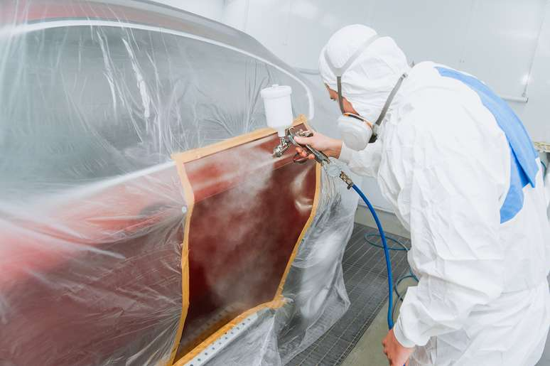 SIC Code 7532 - Top, Body, and Upholstery Repair Shops and Paint Shops