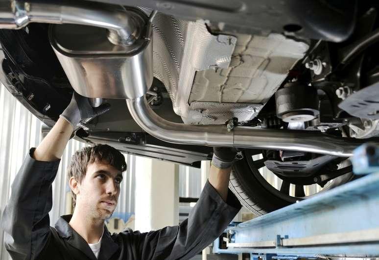 SIC Code 7533 - Automotive Exhaust System Repair Shops