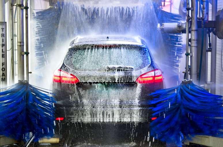 SIC Code 7542 - Car Washes