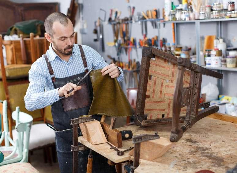 SIC Code 764 - Reupholstery and Furniture Repair