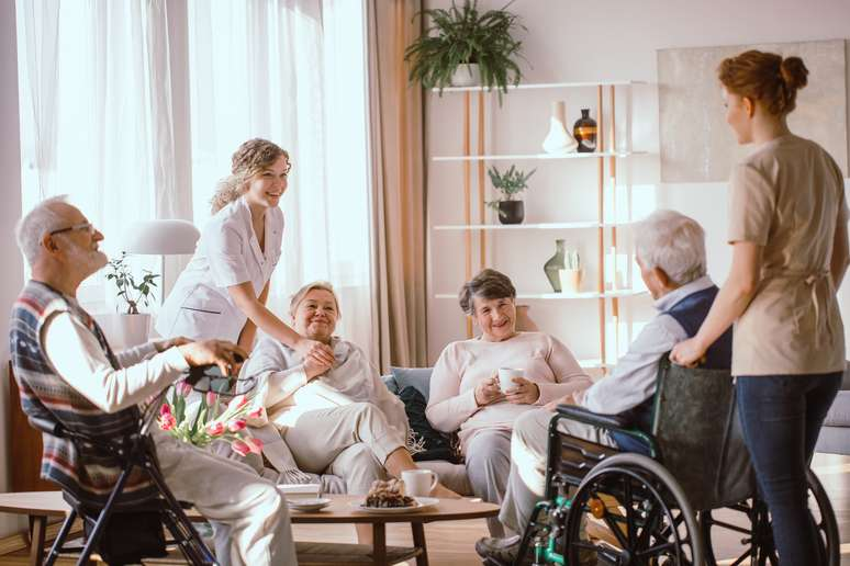 SIC Code 805 - Nursing and Personal Care Facilities